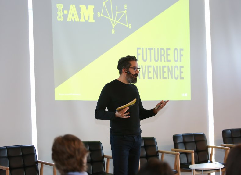 I-AM STORIES: FUTURE OF CONVENIENCE