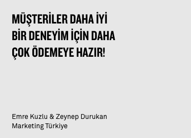 MARKETING TÜRKİYE